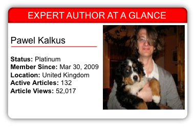 author image for Pawel Kalkus