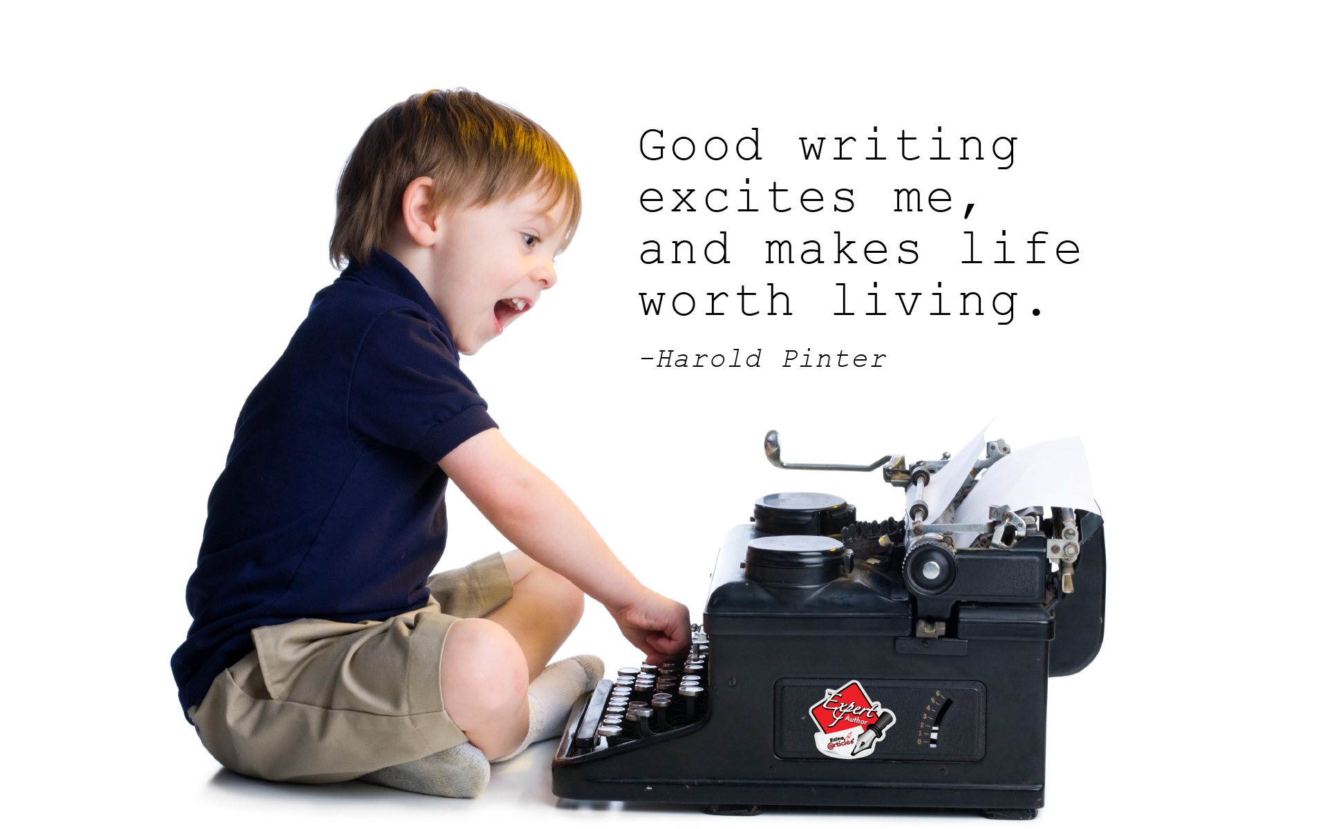 good writing The concept of good writing is determined by an individual's standards there is no universal key elements or literary devices that makes writing good.