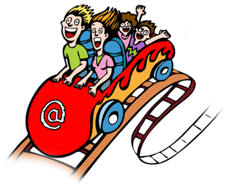 user experience land rollercoaster rides roller coaster clip art kids roller coaster clipart png